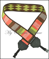 Reversible Pistachio Stripes to Pistachio/Brown Harlequin
